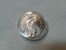 1993 REPUBLIC OF LIBERIA 10 DOLLAR .999 SILVER NOLAN RYAN SEVEN NO HITTERS