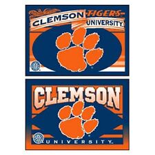"Clemson Tigers 2""x3"" Magnet 2 Pack"