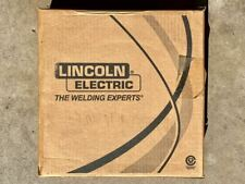 "BRAND NEW LINCOLN ELECTRIC SUREARC S-6 MIG WIRE SPOOL 0.030"" .8MM ED030822 NIB"