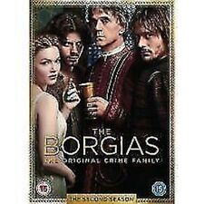 THE BORGIAS SAISON 2 DVD NOUVEAU DVD (phe1698)