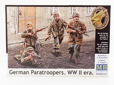 LOT 17720   Master Box MB35145 German Paratroopers WWII 1:35 Bausatz NEU in OVP