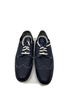 Used Cole Haan Zerogrand Blue Sz 11.5