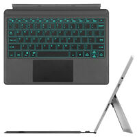 """For Microsoft Surface Go 10"""" Type Cover Backlit Bluetooth Keyboard with Trackpad"""