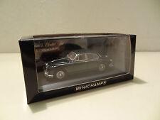 Jaguar mk ii Saloon 1959 - 1967 Green/verde-Minichamps 1:43!