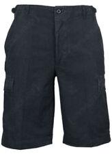 Pantalones cortos de hombre negro sin marca color principal negro