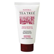 Tea Tree Whitening Facial Foam for Normal-Combination Skin Facial Foam 140g