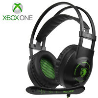 Pro Gamer Xbox One Headset for the Latest Microsoft Xbox One Console Headphones