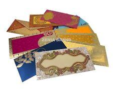 6Pc Premium Gift Money Shagun Envelopes Wedding Marriage Birthday Greetings A10
