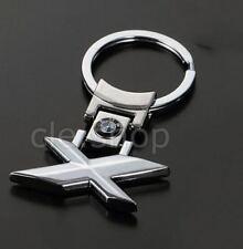 Porte clé Métal neuf - BMW - SERIE X X3 X4 X5 X6
