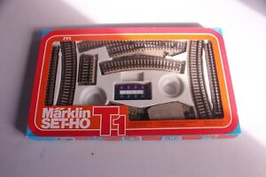 "Vintage Marklin SET-HO ""T1"" Track, Locomotive and Rolling Stock 5192 HO Scale"