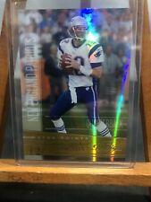 2006 Playoff Prestige Gold TOM BRADY Card Super Rare #95 - New England Patriots