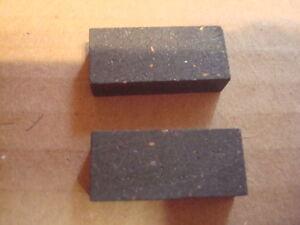 2 Brake pad fit Tecumseh 799021, AYP, Craftsman 120961X, 532120961 Peerless