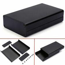 Aluminum PCB Instrument Box Enclosure Electronic Project Case DIY 80x50x20mm