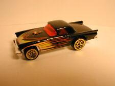 LOOSE mint  `57 T-BIRD black from 1999 50`s Cruisers 5 pack 1957 Thunderbird