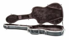 Fender Stratocaster Electric Guitar ABS Hard Gig Case in Carbon Fibre Look