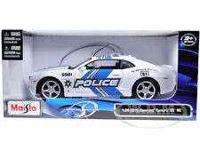 2010 CHEVROLET CAMARO RS SS POLICE 1/24 DIECAST MODEL CAR BY MAISTO 31208