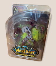 DC UNLIMITED WOW WORLD OF WARCRAFT ROTTINGHAM SCOURGE GHOUL NEW NEUF