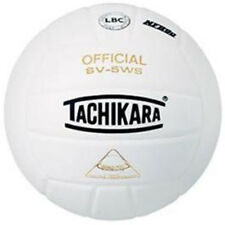 Tachikara High School Competition White Volleyball