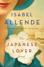 The Japanese Lover (Thorndike Press Large Print Basic Series)-ExLibrary