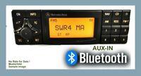 Modernisierung Umbau für Mercedes-Benz Special APS BP4902 - Bluetooth 5.0 + Aux