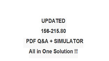 CHECK POINT CERTIFIED SECURITY ADMINISTRATOR R80  Test Exam QA PDF&Simulator