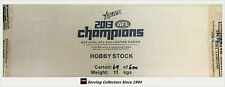2013 Select AFL Champions Trading Card Factory Case (12 boxes+ Case Card)