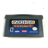 Zoids Legacy (Nintendo Game Boy Color, 2004) Game Cart Only Tested Working GBA