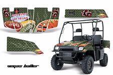 AMR Racing Polaris Ranger 500/700 UTV Graphic Kit Wrap Decal Part 04-08 BALLER G