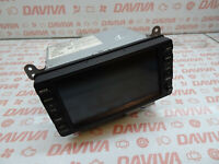 PEUGEOT 4007 2008 SAT NAV NAVIGATION GPS CD DVD RADIO PLAYER HEAD UNIT 8750A138