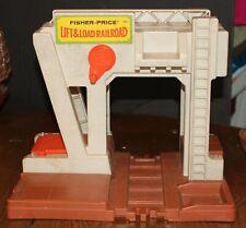 Fisher Price Lift & Load Railroad