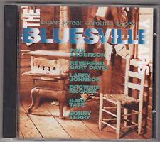 THE BLUESVILLE YEARS volume six - blues sweet carolina blues CD