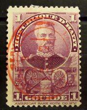 HAITI Old Stamp - Mint MLH - SIGNED - VF - r129e11628