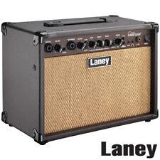 "Laney LA30D LA Series Acoustic Guitar Combo Amplifier Amp 30-Watt 2x6.5"""