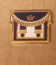 50x masonic apron Enamel lapel badge the craft freemason mason