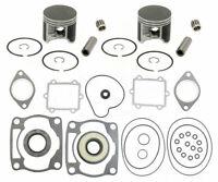 Arctic Cat ZL 500 SPI Pistons Bearings Full Gaskets Crank Seals 1998 1999 2000