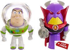"""Disney/Pixar Toy Story 4"""" Buzz and Zurg Figure (2-Pack)"""