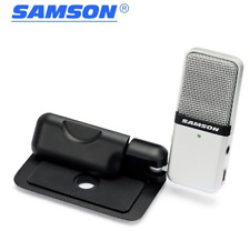 Samson Go Mic Compact portable USB condenser microphone for laptop/notebook