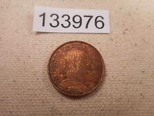 1963 OM Mexico Cinco Centavos Higher Grade Collector Coin - # 133976 Red/Or/Br