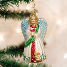 "Old World Christmas ""Gentle Angel"" Glass Ornament  **FREE SHIPPING** NEW"
