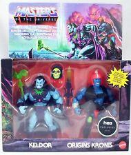 Les Maitres de l'Univers Origins - Rise of Evil : Keldor & Kronis (Version Europ