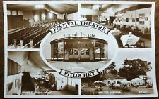 Pitlochry, Festival Theatre. 5 View Real Photo Valentine's B. 7743 Postcard