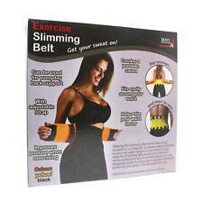 Slimming Belt Sauna Sweat Waist Trainer Trimmer Cincher Shaper Fat Burner Unisex