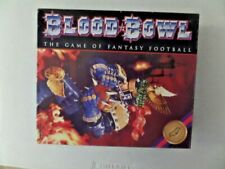 Blood Bowl The Game Of Fantasy Football 1995 Cd Rom Game Rare Collectible