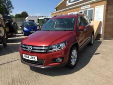 Volkswagen Tiguan Cars 1 excl. current Previous owners