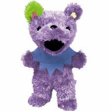 "Grateful Dead BEAN BEAR 7"" PURPLE CRAZE Plush Doll Toy F/S"