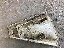 2001 Polaris 500 Scrambler 4x4, left a-arm skid plate