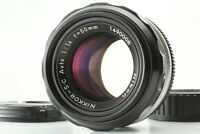 【OPTICAL MINT】 Nikon Nikkor S.C Auto 50mm f/1.4 Ai Converted by FedEx from JAPAN