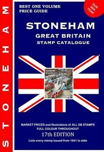 Stoneham GB Stamp Catalogue a must have if you collect GB