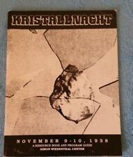 Kristallnacht, November 9-10, 1938 By Simon Wiesenthal Center