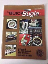 Buick Bugle Magazine 2000 National Meet Coverage October 2000 032017NONRH